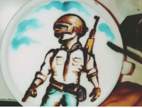 9gag, Memes, and Videos: This PUBG MOBILE coffee art is so good that I wouldn't drink it Thanks @bookmarkcoffee for the 9GAGPUBGMOBILE submission. Submit your PUBG MOBILE memes, videos or fan art with hashtag 9GAGPUBGMOBILE now to win US$2,000 and get featured! - Stay tuned for the winners announcement on Jan 16, 2019 - 9gag pubgmobile