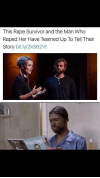 """Meme, White People, and Survivor: This Rape Survivor and the Man Who  Raped Her Have Teamed Up To Tell Their  Story bit.ly/2kS62Vt <p>White People Meme, Viable? via /r/MemeEconomy <a href=""""http://ift.tt/2IDIb5o"""">http://ift.tt/2IDIb5o</a></p>"""