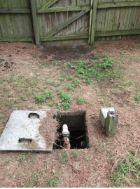 This septic tank looks like Rafiki from Lion King https://t.co/Ai7IQwudYL: This septic tank looks like Rafiki from Lion King https://t.co/Ai7IQwudYL