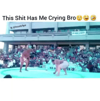 Funny, Whyyy, and Whyy: This Shit Has Me Crying Bro  hood clips  a Lmaoo whyyy why whyy😂 (Follow us @hoodclips) hoodclips hoodcomedy comedy