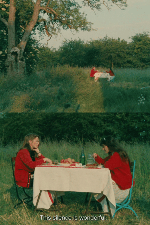 films-aesthetics:Four Adventures of Reinette and Mirabelle (4 aventures de Reinette et Mirabelle) 1989, dir.Éric Rohmer: This silence is wonderful films-aesthetics:Four Adventures of Reinette and Mirabelle (4 aventures de Reinette et Mirabelle) 1989, dir.Éric Rohmer