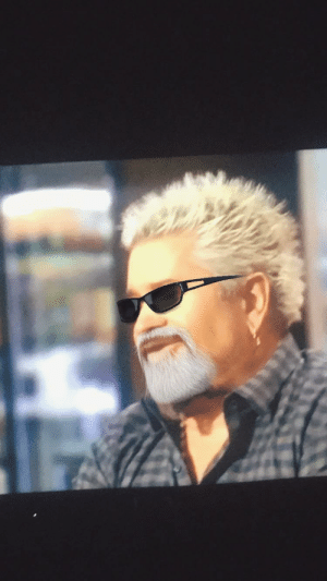 This Snapchat filter on Guy Fieri is just Guy Fieri.: This Snapchat filter on Guy Fieri is just Guy Fieri.
