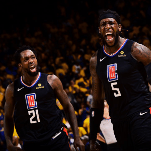 This squad made the biggest playoff comeback ever:  - Gallo: Career was in doubt - Shamet: Tobias trade piece - Green: Undrafted, overseas - Lou Will: Traded 2x in two years - Trezl: G-League 5x, trade throw-in - Pat Bev: Grinded overseas before NBA chance  Lotta heart in LAC.: This squad made the biggest playoff comeback ever:  - Gallo: Career was in doubt - Shamet: Tobias trade piece - Green: Undrafted, overseas - Lou Will: Traded 2x in two years - Trezl: G-League 5x, trade throw-in - Pat Bev: Grinded overseas before NBA chance  Lotta heart in LAC.
