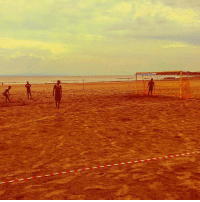 Memes, 🤖, and Malawi: This stunning picture was taken at a FIFABeachSoccer referees course, but can you guess where? And the answer is... Malawi! Congrats to @fabiodijorge who was the only one to get the correct answer!