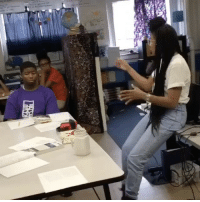 """Memes, Applaud You, and 🤖: This teacher goes above and beyond for her students. Her dedication, determination, love and willingness to change the world is commendable - we applaud you 🙌🏽🙌🏽👏🏽👏🏽👏🏽 please keep sprinkling your blackgirlmagic 🌟🌟🌟✨✨✨✨✨ Repost @valencia_valencia """"Violence is black children going to school for 12 years and receiving 6 years worth of education."""" -Julian Bond @tattle.tailzz 17thsoulja blackig17th"""