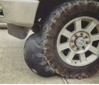 This tyre has got Tumour to one of his side , Facebook is giving 1 USD for 1 like and 3 USD $ for each share, help this tyre to overcome this disease, only heartless person will ignore this post.  ~ Alex: This tyre has got Tumour to one of his side , Facebook is giving 1 USD for 1 like and 3 USD $ for each share, help this tyre to overcome this disease, only heartless person will ignore this post.  ~ Alex
