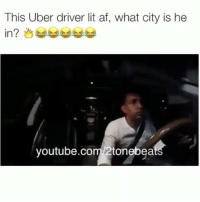 Journey, Memes, and Uber: This Uber driver lit af, what city is he  in?  youtube.com 2tonebea 😂😂😂🚕🚕🚙🚙👇 Save yourself a £15 journey by signing up to uber using the code *WILLENT* 👈 - GET HOME FOR FREE ON ME! 😎 READINFO 👇 1. DOWNLOAD THE UBER APP FROM THE STORE 2. CREATE AN ACCOUNT WITH UBER 3. ENTER PROMO CODE *WILLENT* 4. ENJOY YOUR £15 FREE UBER RIDE! PROVIDING A WORLDWIDE SERVICE 🌍🌍 🚕🚕🚕🚕🚕🚕🚕🚕🚕🚕🚕🚕 PROMOCODE: *WILLENT* (CLICK THE LINK IN THE BIO TO GET STARTED) - ➡️MAKE SURE YOU USE YOUR CODE BEFORE EXPIRATION DATE ⬅️😎 - UK London Birmingham Liverpool Carnival Leeds Southampton Portsmouth Uber Belfast Bristol Dublin Nottinghill NottinghillCarnival Leicester Nottingham Manchester Merseyside Newcastle Cab FreeRide Weekend UK 2016 Summer UberCodes UberEverywhere
