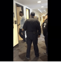 This UniversityofMichigan basketball player had an unexpected Police visit, that was suspenseful but led to good news that he was receiving a full scholarship. 👏⛹📝🏀 WSHH (via @umichbball) @daycheck3: This UniversityofMichigan basketball player had an unexpected Police visit, that was suspenseful but led to good news that he was receiving a full scholarship. 👏⛹📝🏀 WSHH (via @umichbball) @daycheck3