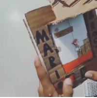 Gaming, Kid, and This: This Venezuelan kid recreated a gaming console from scrap materials https://t.co/LbZtb1iJSo