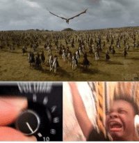 This was me when Drogon showed up with the dothraki! #GameOfThrones https://t.co/e6XSLWRcFE: This was me when Drogon showed up with the dothraki! #GameOfThrones https://t.co/e6XSLWRcFE