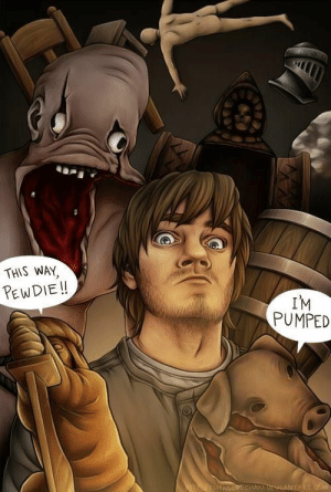 Wonder when the Amnesia series will continue.. It was great seeing the blend between the old videos and the new video. Please dont quit it now Kjellberg. ❤️: THIS WAY,  PEWDIE!!  IM  PUMPED Wonder when the Amnesia series will continue.. It was great seeing the blend between the old videos and the new video. Please dont quit it now Kjellberg. ❤️