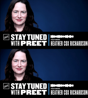 This week on Stay Tuned with @PreetBharara, @BostonCollege History Professor @HC_Richardson discusses the importance of economic justice in the reshaping of American policies around race: https://t.co/CZStpmUANQ https://t.co/SkzyiGDPXo: This week on Stay Tuned with @PreetBharara, @BostonCollege History Professor @HC_Richardson discusses the importance of economic justice in the reshaping of American policies around race: https://t.co/CZStpmUANQ https://t.co/SkzyiGDPXo