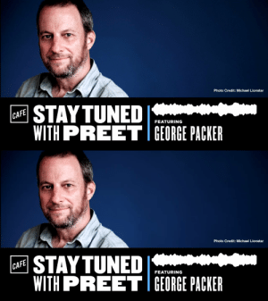 This week on Stay Tuned with @PreetBharara, writer George Packer of @TheAtlantic reports on the demoralizing effect of Trump's attacks on civil servants. Listen: https://t.co/CZStpmCZpg https://t.co/yIbt118s01: This week on Stay Tuned with @PreetBharara, writer George Packer of @TheAtlantic reports on the demoralizing effect of Trump's attacks on civil servants. Listen: https://t.co/CZStpmCZpg https://t.co/yIbt118s01