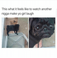 Don't laugh 😢😂 🍁Follow ➡ @weedsavage 🍁 weedsavage: This what it feels like to watch another  nigga make yo girl laugh Don't laugh 😢😂 🍁Follow ➡ @weedsavage 🍁 weedsavage