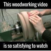 Oddly Satisfying Woodwork Video: This WoodWorking Video  is so satisfying to watch Oddly Satisfying Woodwork Video