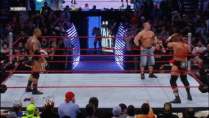 World Wrestling Entertainment, Match, and Royal Rumble: This year, EVERYONE'S gonna know that the Cenation Leader is in the WWE Royal Rumble match!