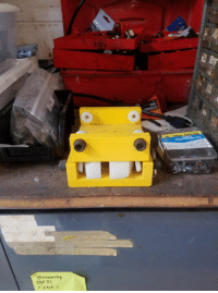 Faces-In-Things, Hippo, and This: This yellow hippo https://t.co/9bCYl0WEI0