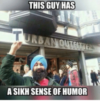 Sikh, Turban, and Store: THISGUYHAS  A SIKH SENSE OF HUMOR <p>Turban Store.</p>