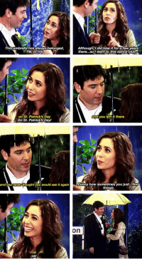 maybe the best scene in HIMYM history 😍 https://t.co/x7pcUSqeXA: Thisumbrella has always belonged,  TM,to me  Although, I did lose it for afew years  there...so l went to this dance club  er  and you  left it there  on St. Patrick's Day  On St. Patricks Day!  ought you would see it againFunny how sometimes you just.find  things  on  Hi  Hi! maybe the best scene in HIMYM history 😍 https://t.co/x7pcUSqeXA