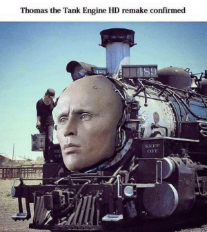 I'm not ready: Thomas the Tank Engine HD remake confirmed  AS9  КЕЕР  EE  OFF I'm not ready