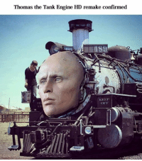 thomas: Thomas the Tank Engine HD remake confirmed  KEEP  OFF  El