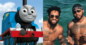 Thomas the Train (2019) vs. Thomas the Train (2020) https://t.co/UekkieQHwa: Thomas the Train (2019) vs. Thomas the Train (2020) https://t.co/UekkieQHwa