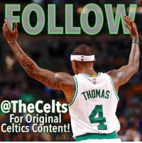 If you're a @celtics fan check out my new celtics fan page!!! ☘️☘️☘️☘️☘️ @TheCelts ☘️☘️☘️☘️☘️: THOMAS  @TheCelts  For Original  Celtics Content. If you're a @celtics fan check out my new celtics fan page!!! ☘️☘️☘️☘️☘️ @TheCelts ☘️☘️☘️☘️☘️