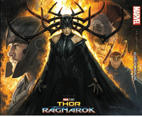 """Memes, Book, and Booking: THOR  RAGiAROK """"Marvel's Thor: Ragnarok - The Art of the Movie"""" hardcover book coming out November 14th!  (Andrew Gifford)"""