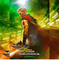 Everything looked so colorful when Thor arrived in the Planet where he fought Hulk But I have a feeling it wouldn't be really colorful like GOTG because I saw that Hela looks so badass and evil hahaha And the rest of the trailer where it wasn't there was pretty dark BUT THE TRAILER IS AMAZING SO HYPED: THOR  RAGMA ROK  NOVEMBER 3 Everything looked so colorful when Thor arrived in the Planet where he fought Hulk But I have a feeling it wouldn't be really colorful like GOTG because I saw that Hela looks so badass and evil hahaha And the rest of the trailer where it wasn't there was pretty dark BUT THE TRAILER IS AMAZING SO HYPED