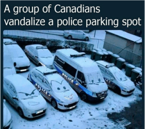 Those Canadians ay: Those Canadians ay