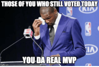 Best throw away vote ever!: THOSEOFYOU WHO STILL VOTED TODAY  RAIN  YOU DA REAL MVP  imgflip coma Best throw away vote ever!