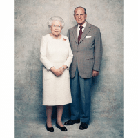 "Marriage, Memes, and Prince: Three more portraits of the Queen and the Duke of Edinburgh have been released to commemorate their platinum wedding anniversary. On Monday it will be 70 years since their marriage at Westminster Abbey. The church's bells will ring for more than three hours to mark the occasion. The couple will celebrate at a private dinner in Windsor Castle. Queen Elizabeth is the first British monarch to celebrate a platinum wedding anniversary. The images are part of a series by celebrity photographer Matt Holyoak, whose first portrait of them was revealed on Saturday. The Queen wears a cream dress designed by Angela Kelly, her dressmaker for the last 15 years. Her golden ""Scarab"" brooch was a gift from Prince Philip in 1966. PHOTOS: Matt Holyoak-CameraPress BBCSnapshot royalfamily queenelizabeth princephillip buckinghampalace"