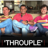 21 JUL: Colombians Victor Hugo Prada, Manuel Bermudez and Alejandro Rodriguez are the world's first gay male 'throuple' to 'marry' – their union is officially recognised in law. How does their relationship work, and what do other people think about it? For more on polyamorous relationships: bbc.in-threeway Throuple Polyamorous Three Relationships Love Marriage Wedding BBCShorts BBCNews @BBCNews: THROUPLE 21 JUL: Colombians Victor Hugo Prada, Manuel Bermudez and Alejandro Rodriguez are the world's first gay male 'throuple' to 'marry' – their union is officially recognised in law. How does their relationship work, and what do other people think about it? For more on polyamorous relationships: bbc.in-threeway Throuple Polyamorous Three Relationships Love Marriage Wedding BBCShorts BBCNews @BBCNews