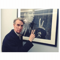 Throwback. Bill Nye is such a g (@billnye )