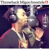 Throwback migos freestyle when they were at @djsemtex 🔥 or 💩 Follow @bars for more ➡️ DM 5 FRIENDS: Throwback Migos freestyle!! Throwback migos freestyle when they were at @djsemtex 🔥 or 💩 Follow @bars for more ➡️ DM 5 FRIENDS