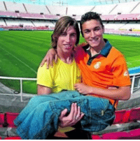 Throwback to this picture of Jesus Navas & Sergio Ramos 😂: Throwback to this picture of Jesus Navas & Sergio Ramos 😂