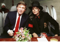Throwback to when Michael Jackson and Donald Trump captured Osama Bin Laden: Throwback to when Michael Jackson and Donald Trump captured Osama Bin Laden