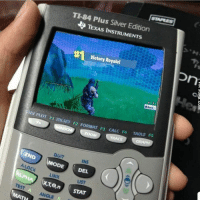 Calc, Link, and Silver: TI-84 Plus Silver Edition  TEXAS INSTRUMENTS  on  Back  PLOT FI TBLSET F2 FORMAT F3 CALC F4 TABLE FS  TRACE  İNS  QUIT  MODE  LİNK  LPHA,Te,nSTAT  2ND  DEL  A-LOCK  ANGLE