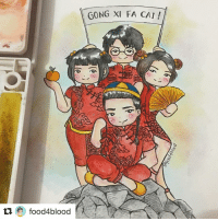 Repost @food4blood ・・・ Happy chinese new year, may this year bring happiness and prosperity 🐔🔥🎋🏮 komikinajah: ti food blood  GONG XI FA CAI Repost @food4blood ・・・ Happy chinese new year, may this year bring happiness and prosperity 🐔🔥🎋🏮 komikinajah