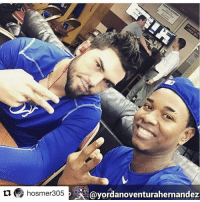 "Cars, Sports, and Royals: ti hosmer305  PAA Gayordanoventurahernandez The Royals lost a member of their family today, as Yordano Ventura, 25, died in a car crash in the Dominican Republic this morning: ""ACE I love you my brother. I'm in disbelief and don't know what to say. I love you ACE 🙏🏽"" RIP (via @hosmer305)"