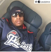 Sports and The Big Game: ti O paulpierce The Truth is ready for the big game 🏈 (via @paulpierce)