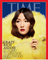 Crazy, Love, and Memes: TIAA  CRAZY  RICH  ASIANS  IS GOING  TO CHANGE  HOLLYWOOD  BY KAREN K. HO I love you @ConstanceWu https://t.co/11UtZmKA0n