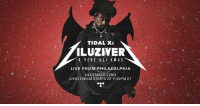 Christmas, Memes, and Tidal: TIDAL X:  ILUZIVER  A VERY U ZI X M AS  LIVE FROM PHILADELPHIA  DECEMBER 22ND  LIVESTREAM STARTS AT 9:30PM ET SPONSORED: @LilUziVert teamed up with @TIDAL to give you A Lil Uzi Christmas. Watch the show live from Philly on TIDAL.com-LilUziVert