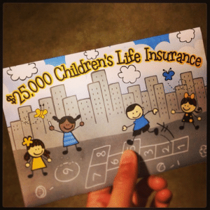 "Children, Life, and Tumblr: Tife nsurance  ens life-insurancequote: wellthatsjustgreat:  Since I have no children, I assume the purpose of this mailer is to convince me to take out a policy on some kid and then whack him. #seemswrong   Not ""whack"" per se.  Perhaps just bet on the the right horse. **WINK WINK** -YourLifeSolution.com"
