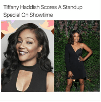 Memes, Showtime, and Tiffany: Tiffany Haddish Scores A Standup  Special On Showtime