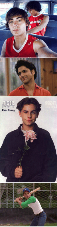 Tiger, Girl Memes, and Strong: TIGER  Rider Strong the original heartthrobs https://t.co/QZFe3TuCxL