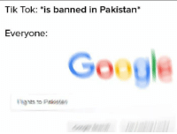 "Memes, Pakistan, and 🤖: Tik Tok:""""is banned in Pakistan""  Everyone:  ts Pakistan"