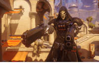 TIL Dark Pit is playable in Overwatch: TIL Dark Pit is playable in Overwatch