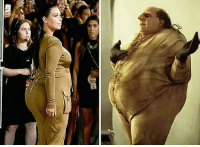 Kim Kardashian, Memes, and 🤖: Tim @lefty_knox - I will never forget the time Kim Kardashian nail the hell out of that Oswald cobblepot cosplay