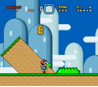 """Bad, Head, and Love: TIME  28-8  3601 O <p><a href=""""http://hexcolour.tumblr.com/post/166155365139/suppermariobroth-in-super-mario-world-banzai"""" class=""""tumblr_blog"""">hexcolour</a>:</p> <blockquote> <p><a href=""""http://www.suppermariobroth.com/post/166150371875/in-super-mario-world-banzai-bills-will-not-harm"""" class=""""tumblr_blog"""">suppermariobroth</a>:</p> <blockquote><p>In Super Mario World, Banzai Bills will not harm Mario as long as he is riding Yoshi and his head is below the vertical center of the Banzai Bill. (Footage recorded by me from a SNES emulator.)<br/></p></blockquote> <p>me facing my problems head on and discovering they weren't as bad or terrifying as i thought they were because i had the love and support of a friend</p> </blockquote>"""
